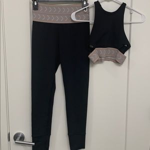 Free People X Olympia Activewear set!